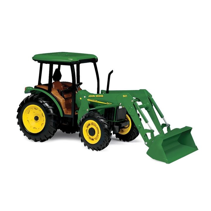 5420 Tractor With Cab & Loader