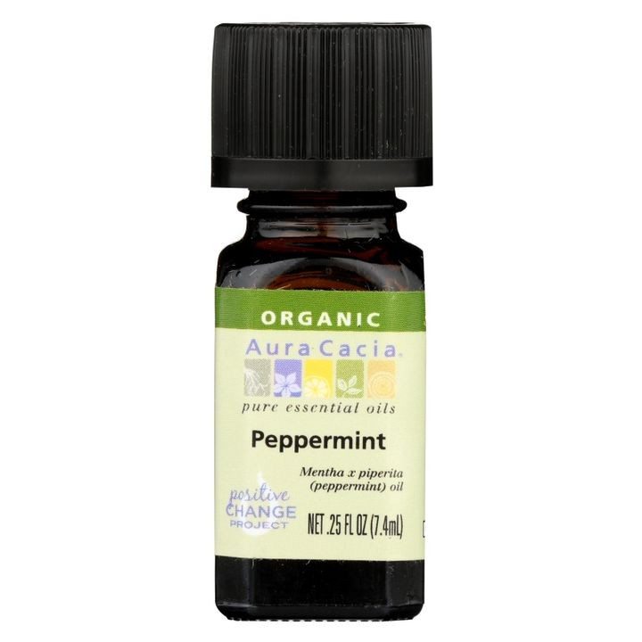 - Organic Peppermint - .25 Oz