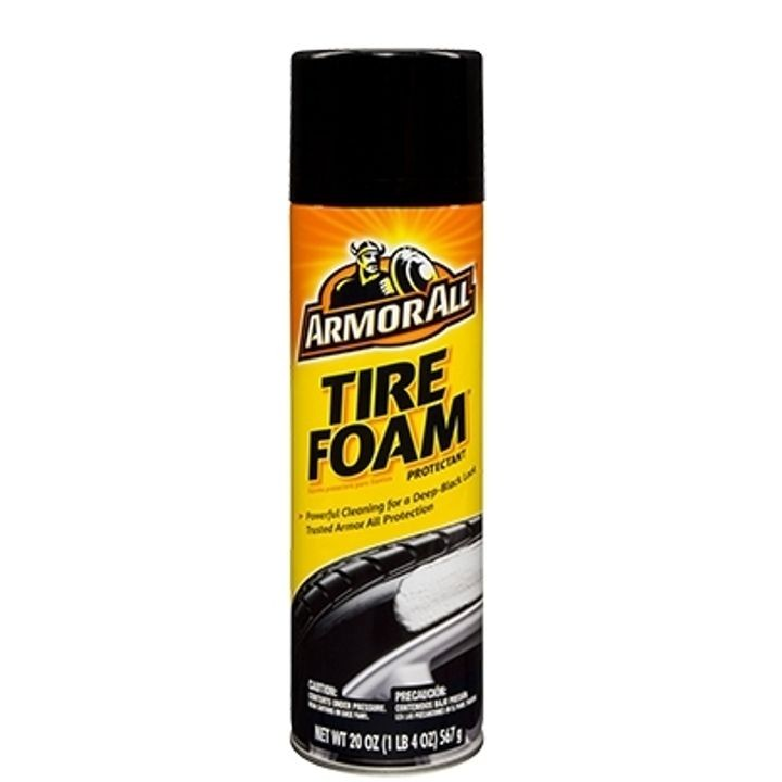 Tire Foam Spray 20 oz