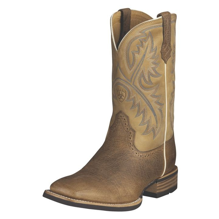 "Men's Quickdraw 11"" Square Toe Cowboy Boot"