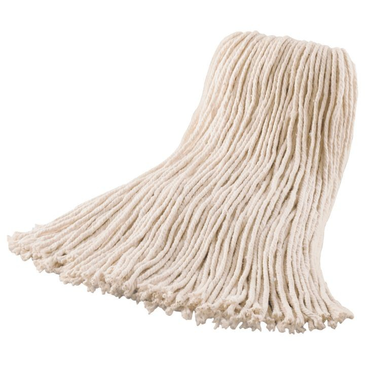 0391gm Heavy Duty Wet Mop Refill, No.32, Cotton, For Use With 038 Mop Handle