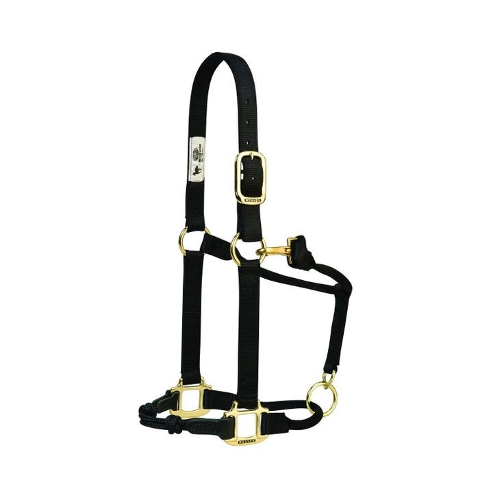 "1"" Hybrid Average Adjustable Halter"