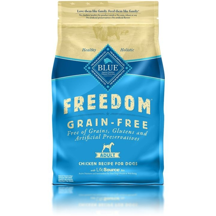 Freedom Chicken Grain Free Adult Dry Dog Food