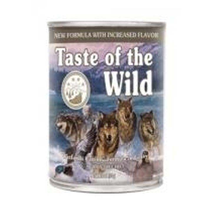 Wetlands Canine Formula Canned Dog Food
