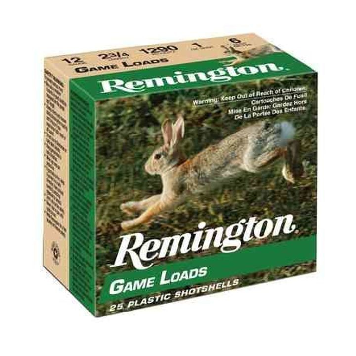Lead Game Load 12 Gauge Shotgun Ammunition