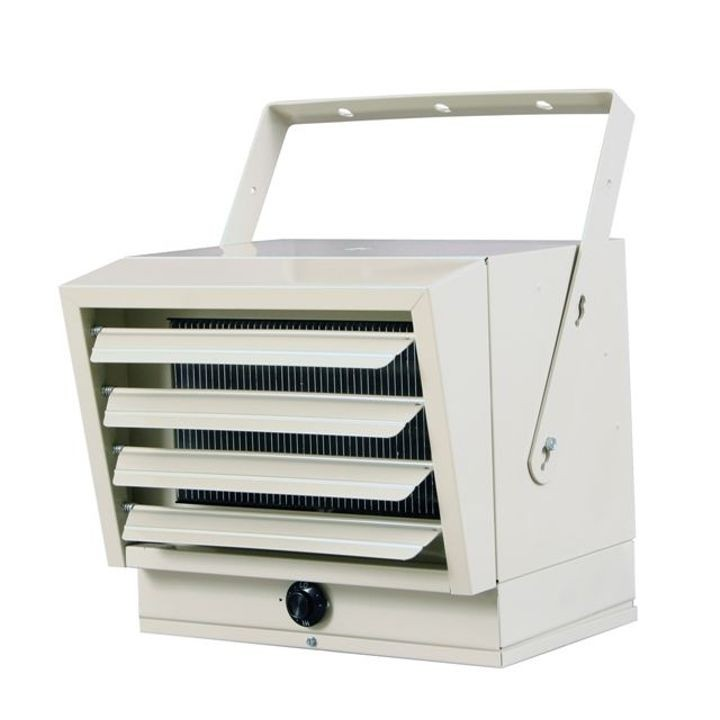240-volt Garage Heater 7500 Watt, 31.3 Amp