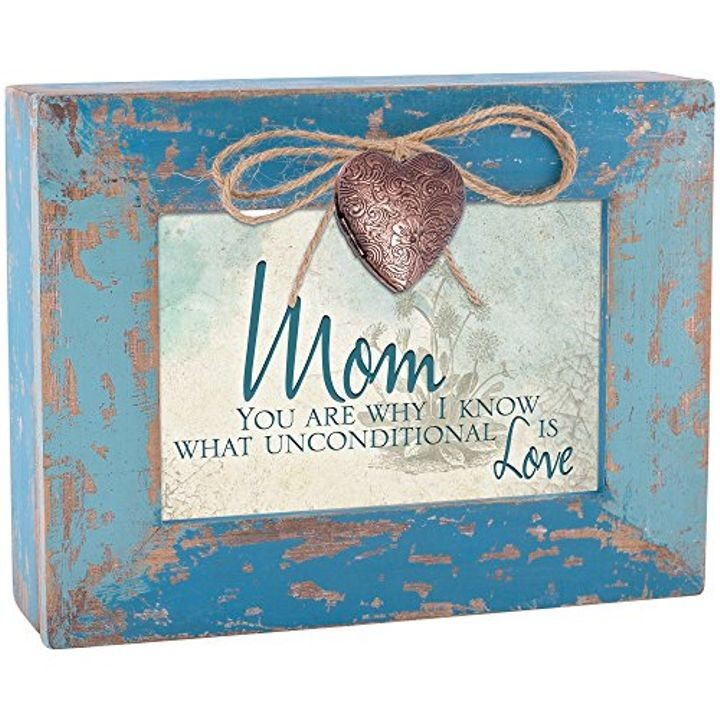 """Mom"" Locket Box"