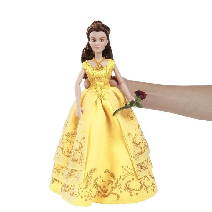 Disney Beauty And The Beast Enchanting Ball Gown Belle | Theisen\'s ...