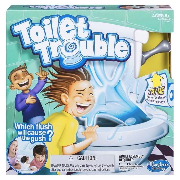 Toilet Trouble Theisens Home Auto