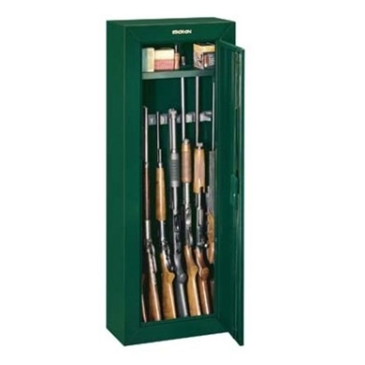 8-Gun Steel Security Cabinet
