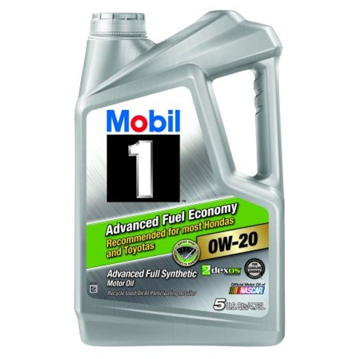 Advanced Full Synthetic Motor Oil for 0W-20 5 - 5 L