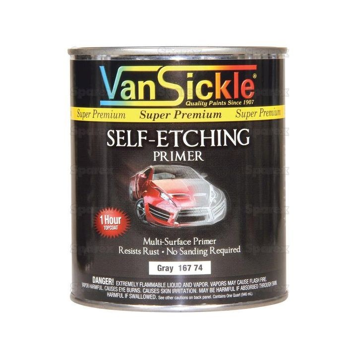 1 Quart Self Etching Primer