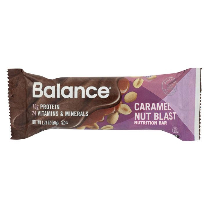 - Gold - Caramel Nut Blast - 1.76 Oz - Case Of 6