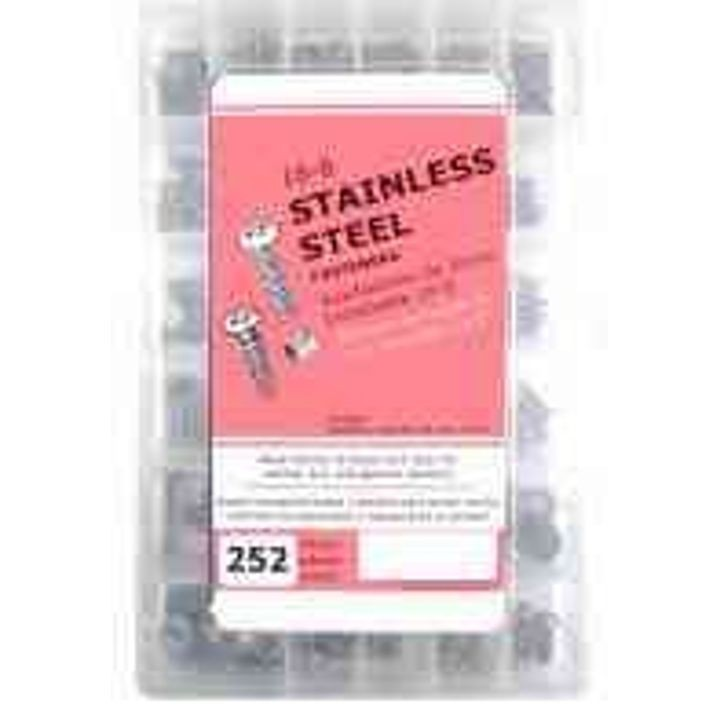Stainless Steel Large Project Kit