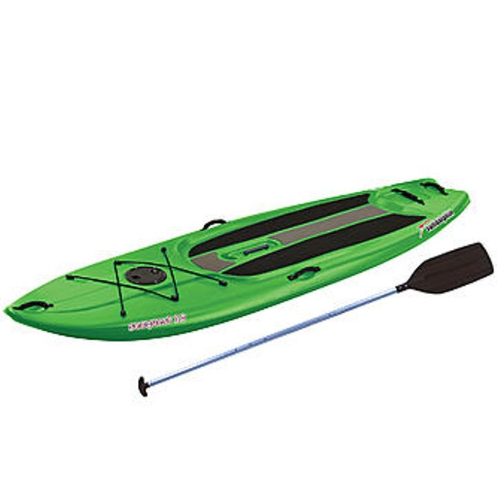 Seaquest 10 SUP - Lime