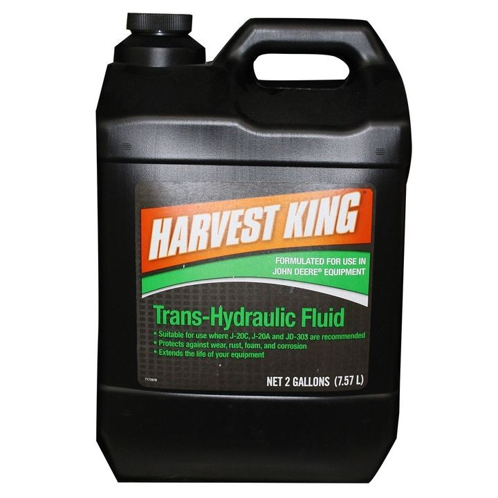 Harvest King Hydraulic Oil - 2 Gallon