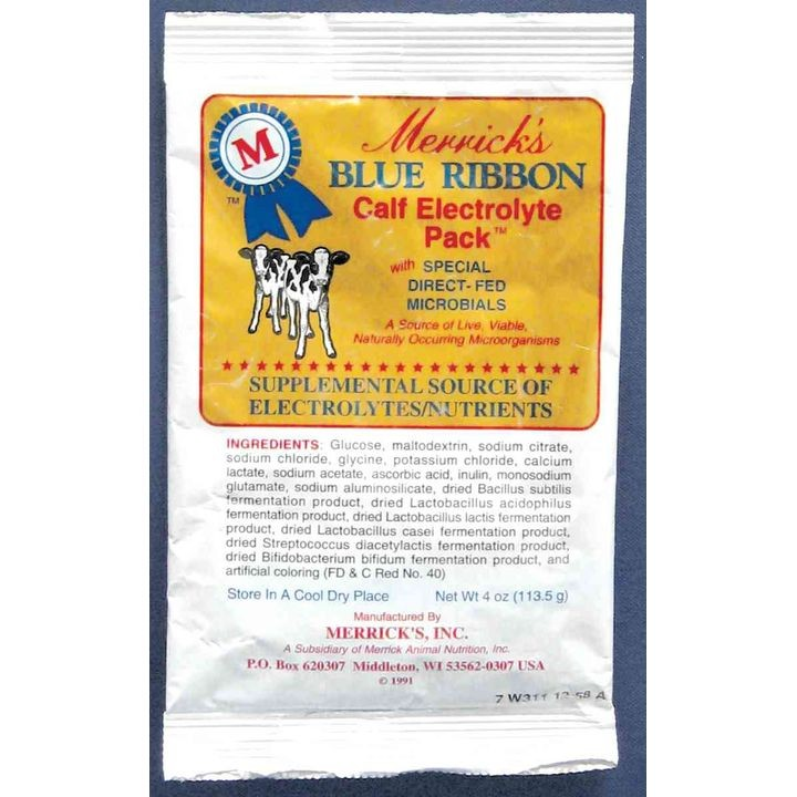 Blue Ribbon Calf Electrolyte