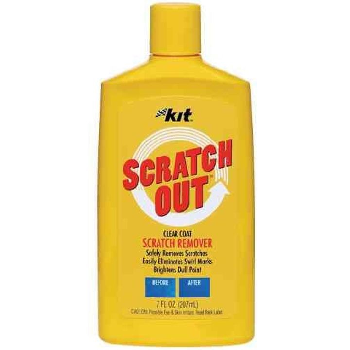Scratch Out Clear Coat Scratch Remover