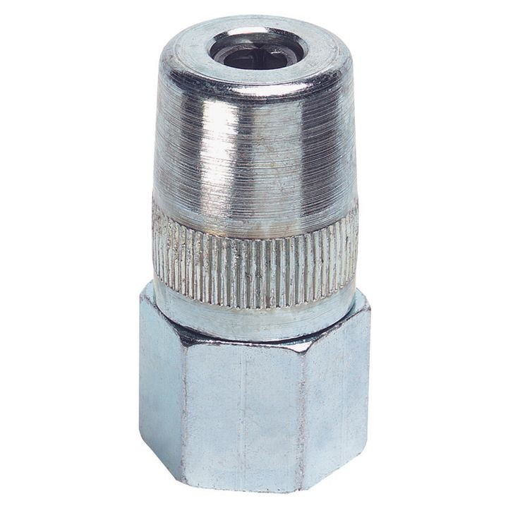 05 034 Hydraulic Grease Gun Coupler, For Use With 1/8 In Npt, Steel