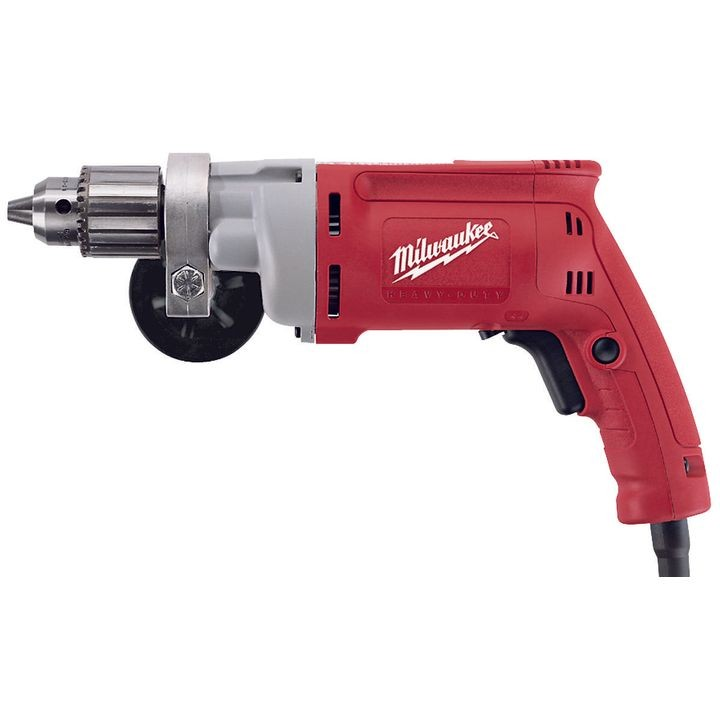 0299 20 Heavy Duty Corded Drill, 120 V, 8 A, 1/2 In Keyed Chuck, 0 850 Rpm