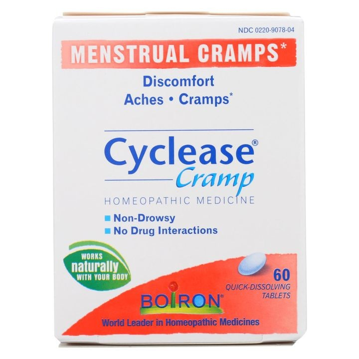 - Cyclease Cramp - 60 Tablets