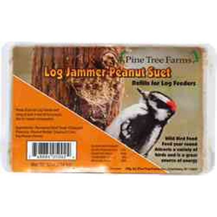 Log Jammer Suet Plugs