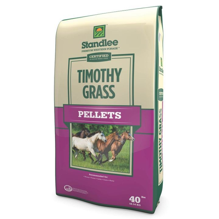 Certified Timothy Pellets 40 Lb Bag