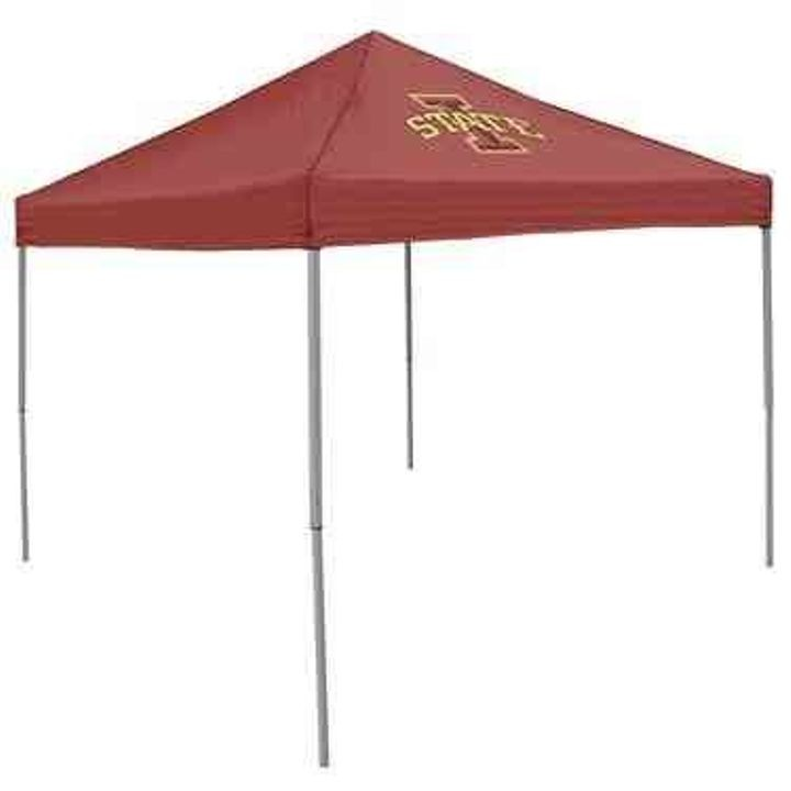 Iowa State Cyclones Two Logo Tent
