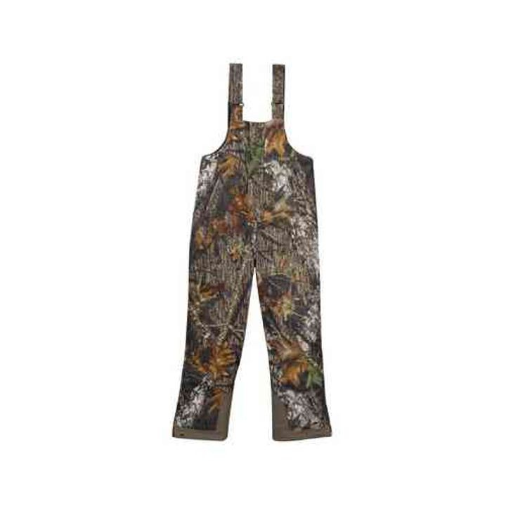 Men's Mossy Oak Infinity Insulated Waterproof Bib Overall