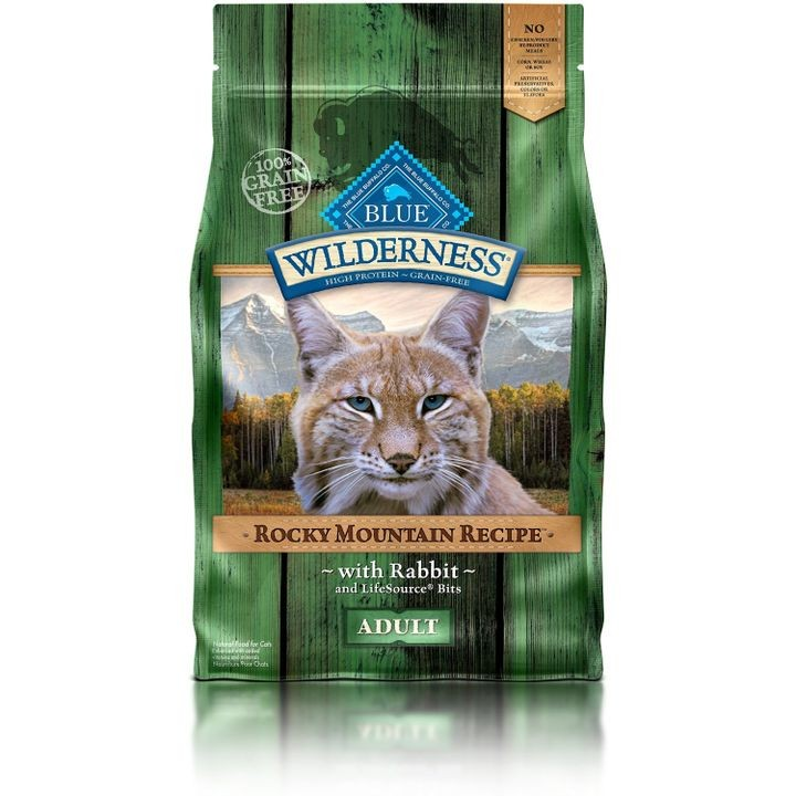 Wilderness Rabbit Dry Cat Food