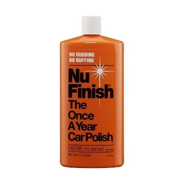 Liquid Car Polish 16oz