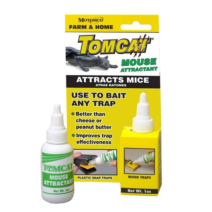 Tomcat Mouse Attractant 1 oz Bottle