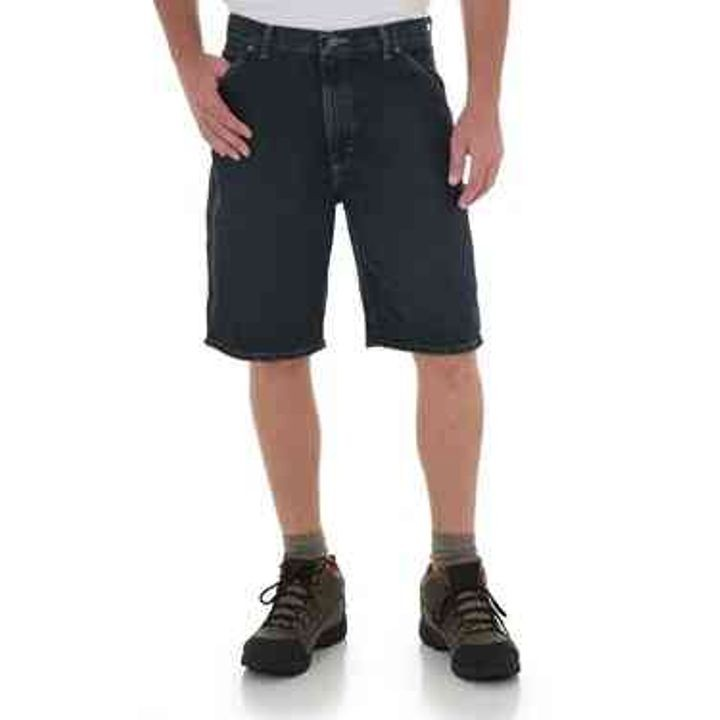 Men S Rugged Denim Carpenter Short