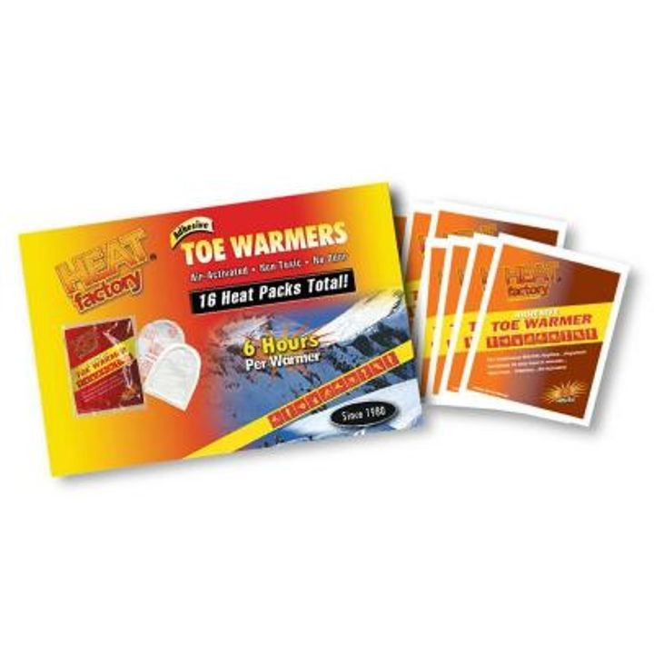 Mini Disposable Toe Warmer 8 Pairs