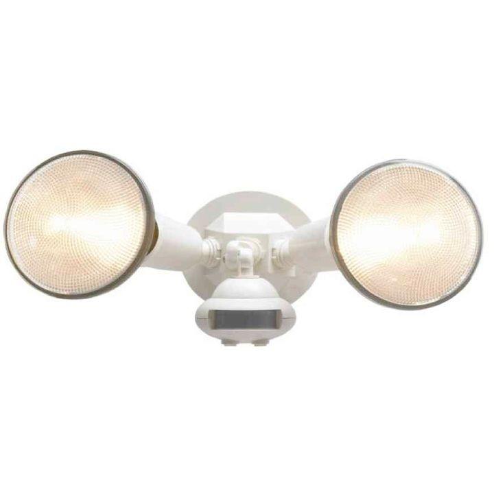 110 Degree Motion Detector Floodlight