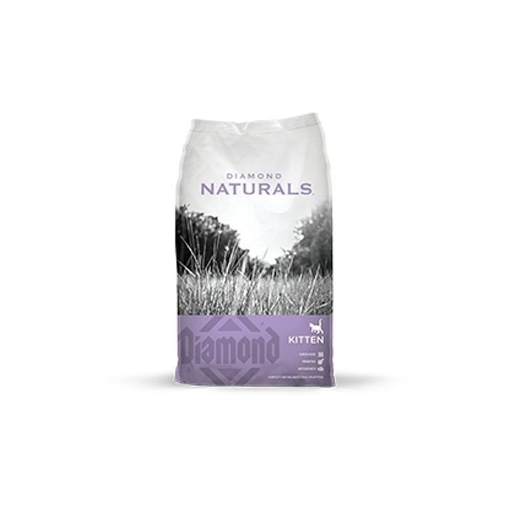 Naturals Kitten Pet Food