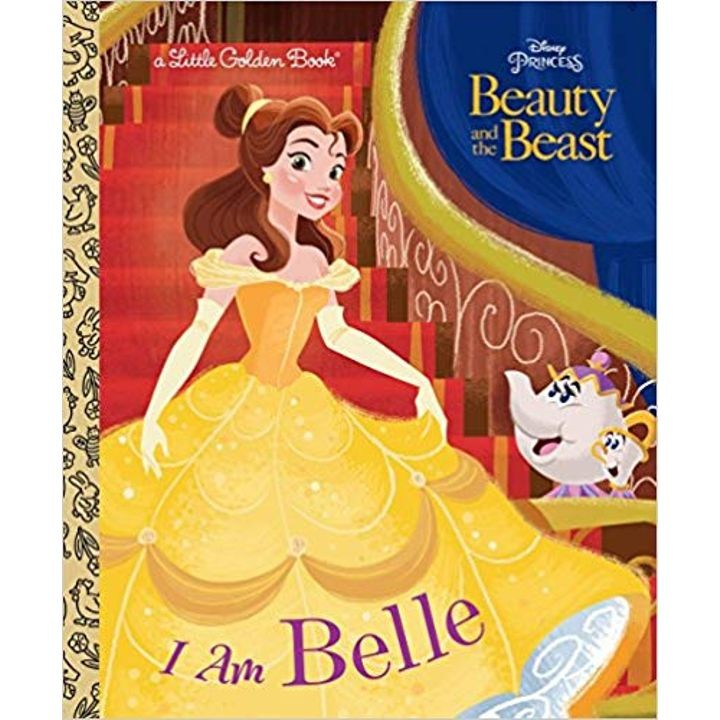 Walt Disney S Beauty And The Beast I Am Belle Theisen S Home Auto