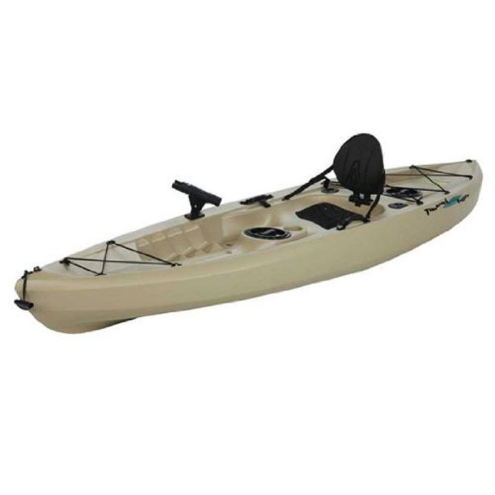10' Tan Lifetime Tamarack Sit-On Kayak