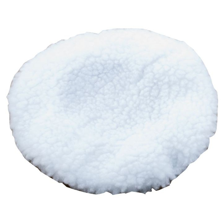 "10"" Lambs Wool Buffer Pad Cover"
