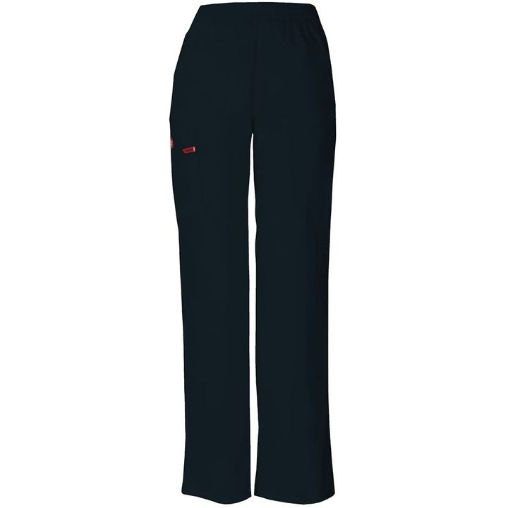 c5039d94a3958 Ladies' Missy Fit EDS Signature Pull-on Cargo Scrub Pants (Size: XL ...