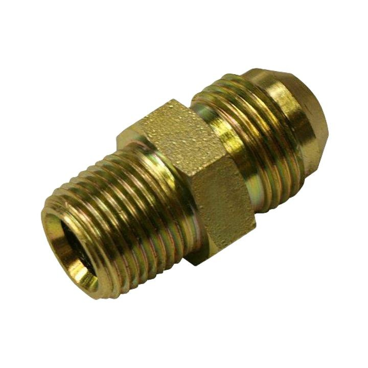 "1/2"" Male JIC x 3/8"" MPT Hydraulic Adapter"