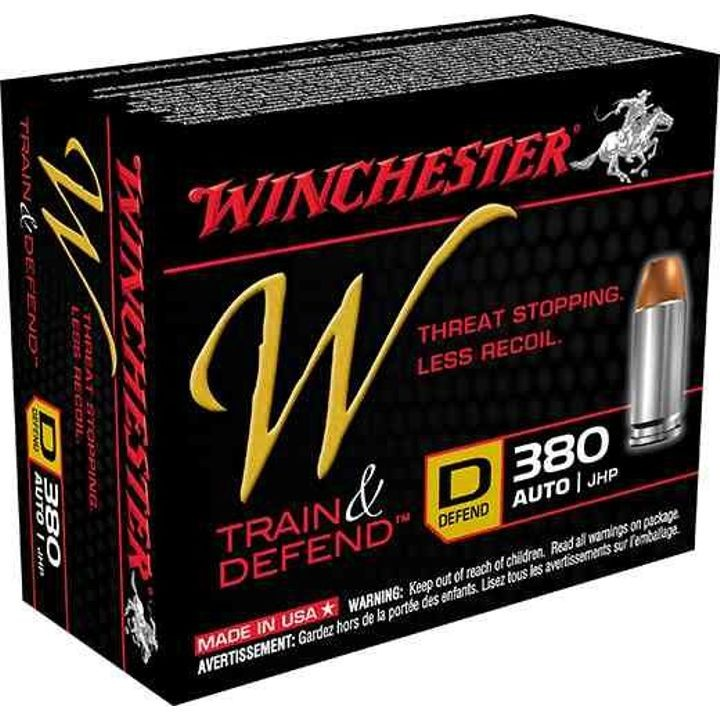380 Automatic Ammunition