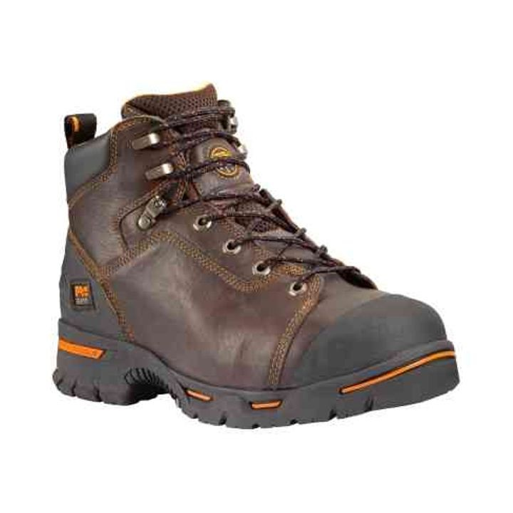 "Men's Endurance 6"" Steel Toe Work Boots"