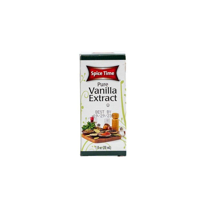 1 oz Pure Vanilla Extract