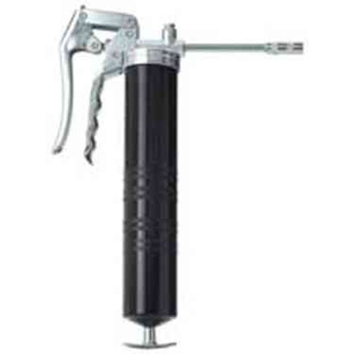 "Pistol Grip Grease Gun With 3 1/2"" Grease Pipe & Coupler"