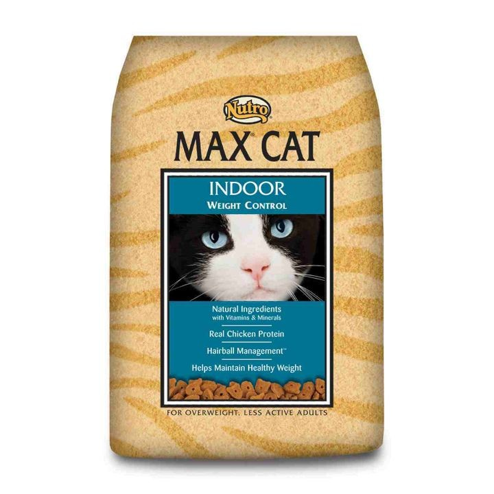 Natural Choice Max Cat Weight Control Indoor Food