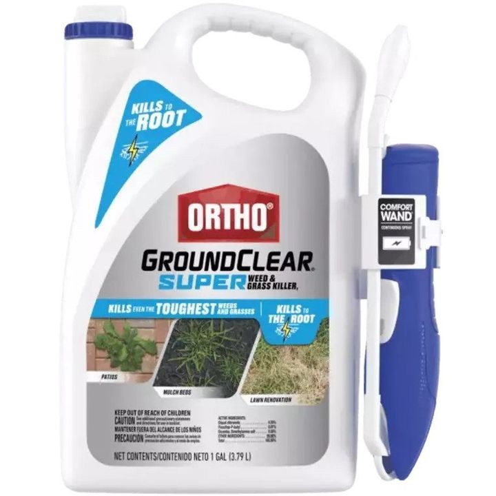 1 Gallon GroundClear Super Weed & Grass Killer