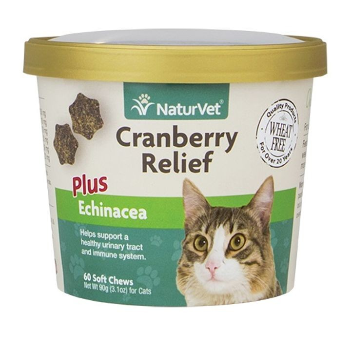 Cranberry Relief Plus Echinacea For Cats