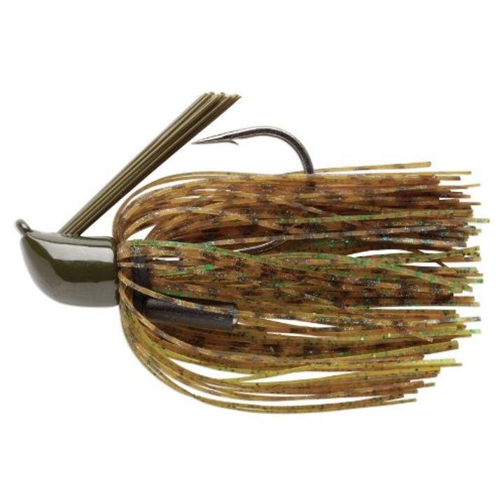 1/2 oz Jig - Pumpkin Green