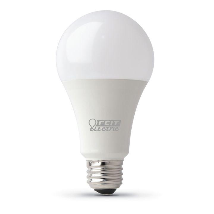 Feit Electric 100 Watt Equivalent A21 1600 Lumen 5000k Dimmable Led Bulb